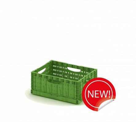 Складной Пищевой ящик 400х300х165
