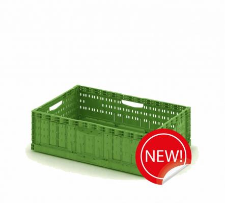 Складной Пищевой ящик 600х400х180