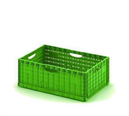 Складной Пищевой ящик 600х400х215