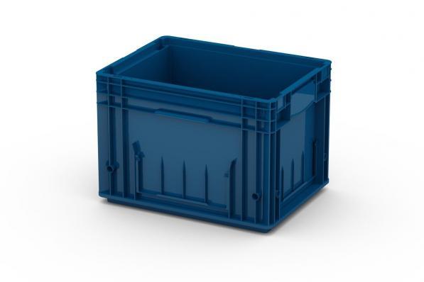 Пластиковый ящик R-KLT 6415 - 600х400х150